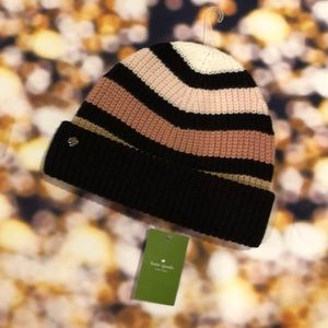 Kate Spade ♠️ NY knit hat
